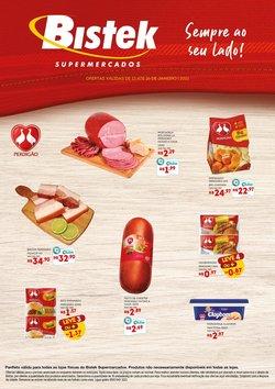 Catálogo Bistek Supermercados em Blumenau ( Válido até amanhã )