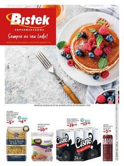 Ofertas Supermercados no catálogo Bistek Supermercados em Gravataí ( Publicado a 3 dias )