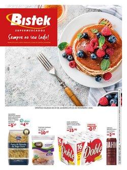 Catálogo Bistek Supermercados em Blumenau ( 8 dias mais )