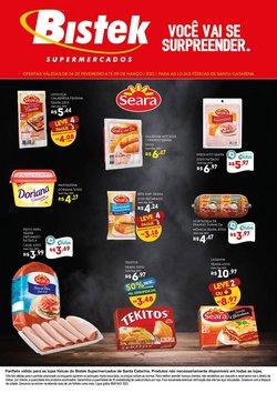 Catálogo Bistek Supermercados ( 7 dias mais )