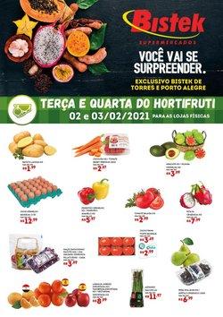 Catálogo Bistek Supermercados ( 2 dias mais )