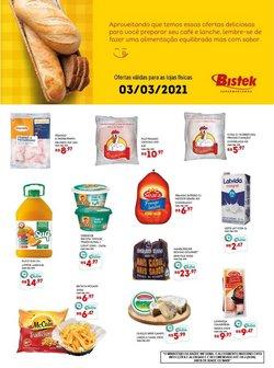 Catálogo Bistek Supermercados ( Vence hoje )