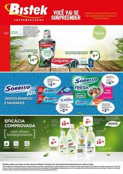 Catálogo Bistek Supermercados ( Publicado hoje )