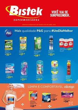 Catálogo Bistek Supermercados em Joinville ( Vencido )
