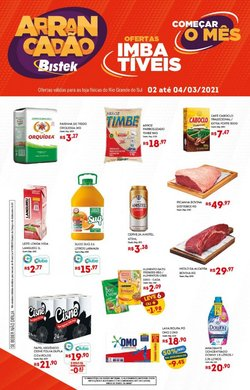 Catálogo Bistek Supermercados em Porto Alegre ( Vencido )