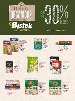 Catálogo Bistek Supermercados em Joinville ( 2 dias mais )
