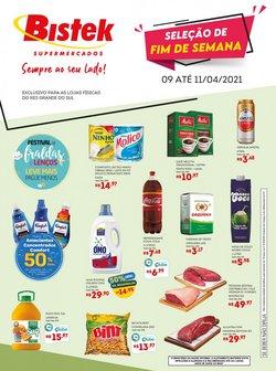 Catálogo Bistek Supermercados em Porto Alegre ( Vence hoje )