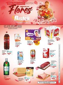 Ofertas de Bistek Supermercados no catálogo Bistek Supermercados (  24 dias mais)