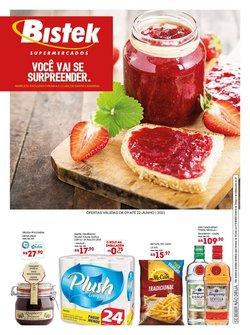 Ofertas de Bistek Supermercados no catálogo Bistek Supermercados (  7 dias mais)