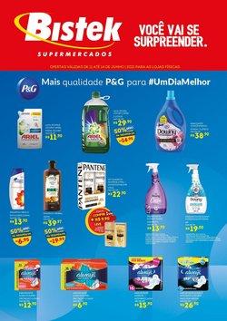 Ofertas de Bistek Supermercados no catálogo Bistek Supermercados (  Vencido)