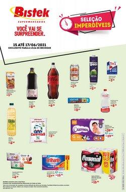 Ofertas de Bistek Supermercados no catálogo Bistek Supermercados (  Publicado hoje)