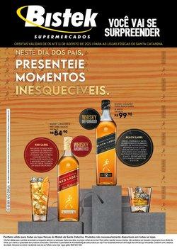 Catálogo Bistek Supermercados (  Publicado hoje)