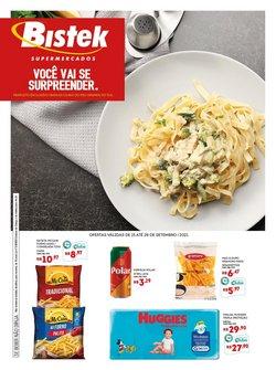 Ofertas de Bistek Supermercados no catálogo Bistek Supermercados (  10 dias mais)