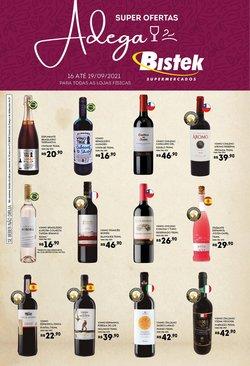 Ofertas de Bistek Supermercados no catálogo Bistek Supermercados (  Válido até amanhã)