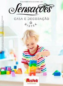 Ofertas de Bistek Supermercados no catálogo Bistek Supermercados (  6 dias mais)