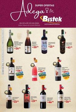 Ofertas de Supermercados no catálogo Bistek Supermercados (  13 dias mais)