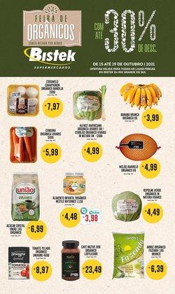 Catálogo Bistek Supermercados (  Válido até amanhã)
