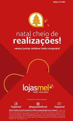 Ofertas Lojas de Departamentos no catálogo Lojas Mel em Carapicuíba ( Publicado ontem )