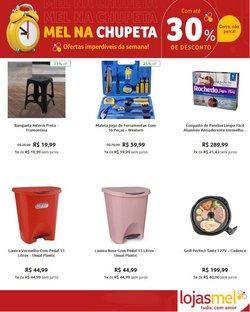 Catálogo Lojas Mel (  3 dias mais)