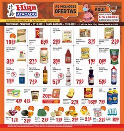 Ofertas de Supermercados no catálogo Higa Atacado (  3 dias mais)