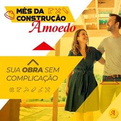 Ofertas Material de Construção no catálogo Amoedo em São Gonçalo ( Vence hoje )