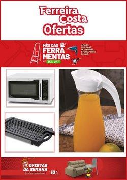 Catálogo Ferreira Costa ( Publicado ontem )