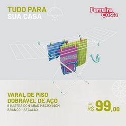 Catálogo Ferreira Costa (  Vencido)