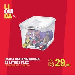 Ofertas de Material de Construção no catálogo Ferreira Costa (  4 dias mais)