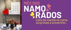 Promoção de Dia dos Namorados no folheto de Ferreira Costa em Olinda