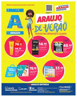 Catálogo Drogaria Araújo ( Vencido )