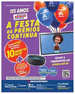 Catálogo Drogaria Araújo ( 5 dias mais )