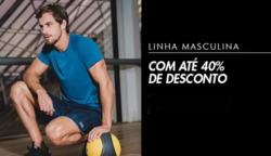 Promoção de Track&Field no folheto de São Paulo