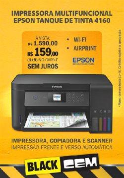 Ofertas Tecnologia e Eletrônicos no catálogo Lojas Cem ( 2 dias mais )