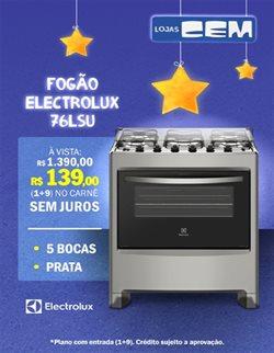 Catálogo Lojas Cem em São Paulo ( Vencido )