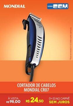 Catálogo Lojas Cem (  Publicado hoje)