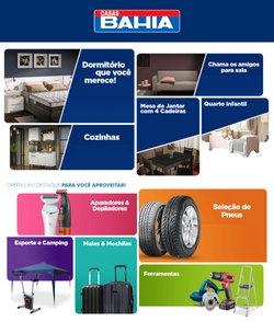 Catálogo Casas Bahia ( Publicado ontem )