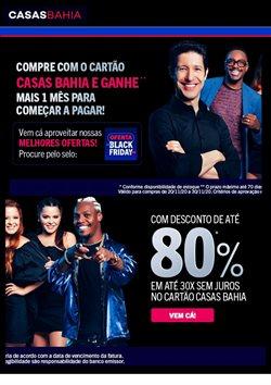 Catálogo Casas Bahia em Salvador ( 3 dias mais )