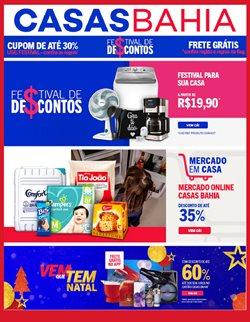 Catálogo Casas Bahia em Recife ( Vencido )