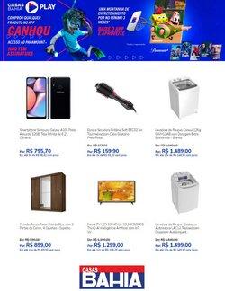 Ofertas Tecnologia e Eletrônicos no catálogo Casas Bahia em Sorocaba ( 3 dias mais )