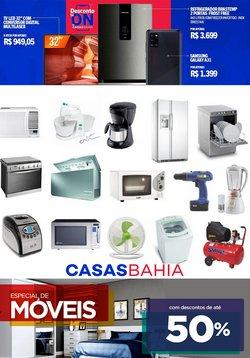 Catálogo Casas Bahia ( Publicado a 2 dias )