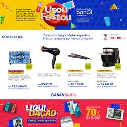 Catálogo Casas Bahia (  3 dias mais)