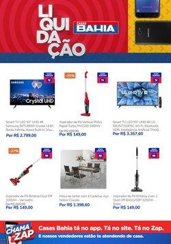 Catálogo Casas Bahia (  7 dias mais)