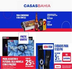 Ofertas de Casas Bahia no catálogo Casas Bahia (  Publicado hoje)