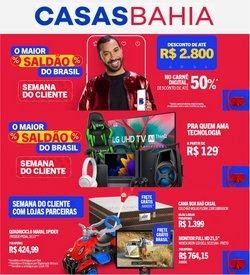 Catálogo Casas Bahia (  Válido até amanhã)