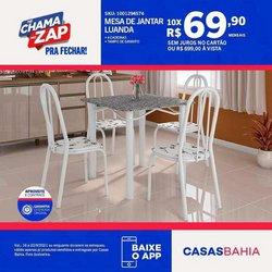 Catálogo Casas Bahia (  Vence hoje)