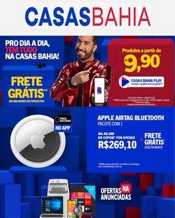 Catálogo Casas Bahia (  Publicado ontem)