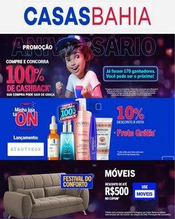 Catálogo Casas Bahia (  2 dias mais)