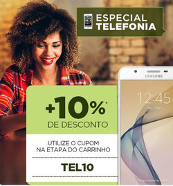 Promoção de Casas Bahia no folheto de Tatuí