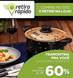 Promoção de Casas Bahia no folheto de Anápolis
