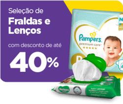 Promoção de Casas Bahia no folheto de Rio de Janeiro
